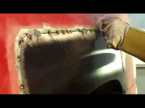 Project Duramax Wheel Arch Panel 1 Install Youtube
