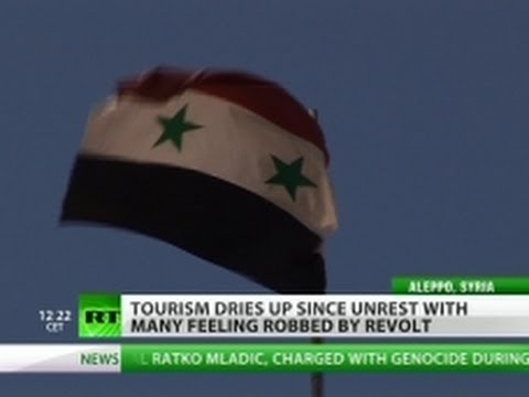 Robbed by Revolt: Tourism dead in the water in Syria