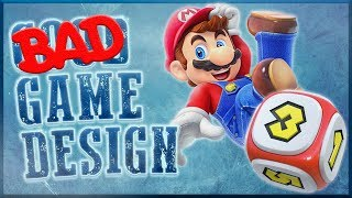 Bad Game Design - Super Mario Party