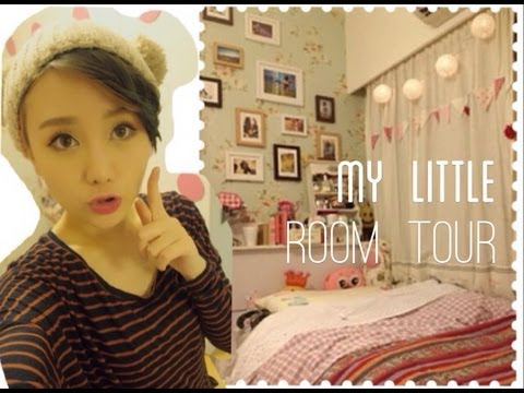 譚杏藍 Hana Tam - 我的幸福小淘房 My Little Room Tour