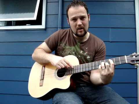 Lenny Breau Harmonics mini lesson 3