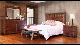 Parota Bedroom Collections (866/867) by International Furniture Direct