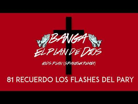 Cover Lagu DRAKE - GOD'S PLAN/ (videolyric) - BANGA EL PLAN DE DIOS SPANISH REMIX