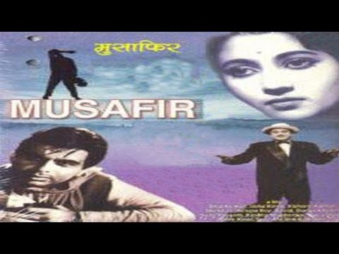 Musafir - Dilip Kumar, Suchitra Sen, Usha Kiran video