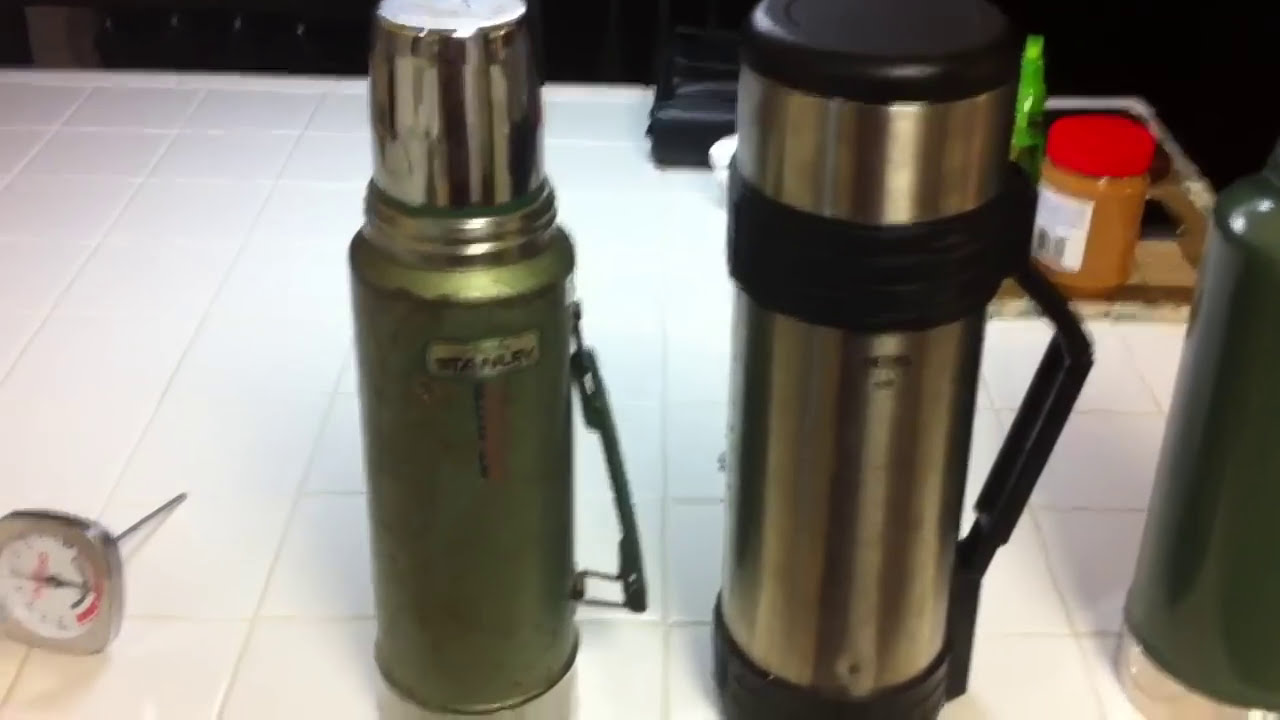 thermos vs stanley the final chapter youtube. Black Bedroom Furniture Sets. Home Design Ideas