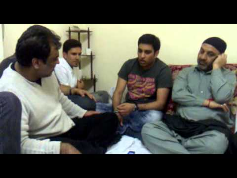 Salar Malik Asad Abbas And Seerat Abbas At Residence Syed Ashal Abbas Manchester Uk 2011 Part 2 Of 2 video