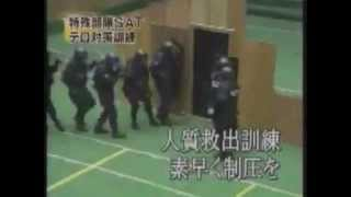 Japanese SAT (Special Assault Team) 特殊急襲部隊 Tokushu Kyūshū Butai