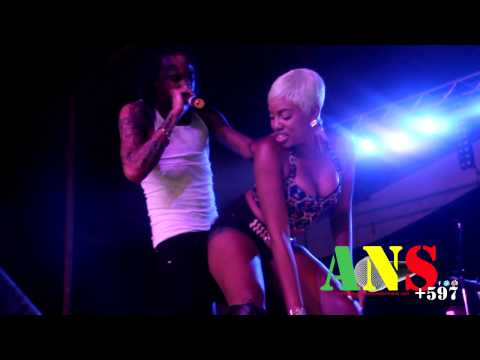 Tommy Lee Sparta And Alkaline Live In Suriname Full Show [ans597] video