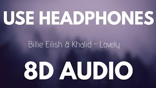Billie Eilish Khalid Lovely 8d Audio