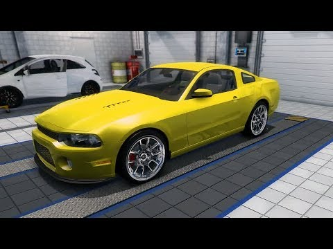 Car Mechanic Simulator - MUSTANG