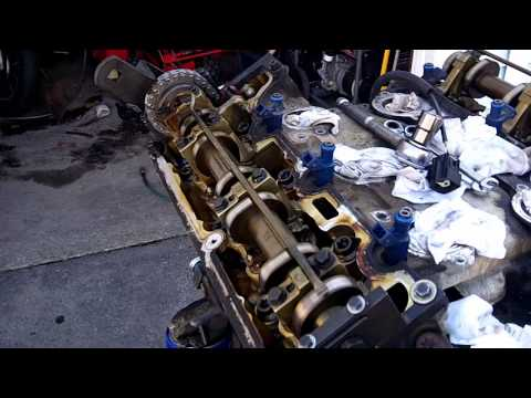2002 Ford Explorer Tming Chain Update 01-10-2013 part 3
