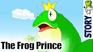The Frog Prince - Bedtime Story (BedtimeStory.TV)