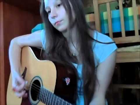 Lenka - Trouble Is A Friend (cover)