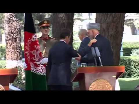 Afghan President Karzai's brother killed