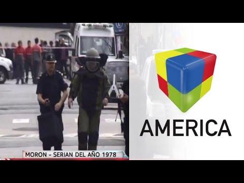 Encuentran en la calle una caja con tres granadas de guerra