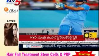 World Cup 2015 | Suresh Raina's century packs up Zimbabwe : TV5 News