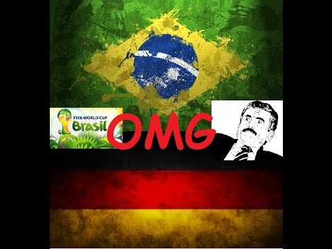 Brazil 1-7 Germany LIVE reaction video 2014 FIFA World Cup