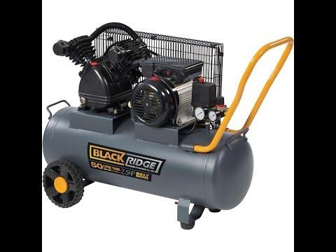 Blackridge Air Compressor BRC155 Unbox & Review