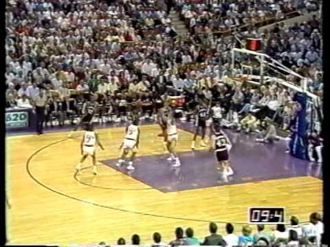 David Robinson Greatest Games: 34/14/7/8 vs Suns (1990)