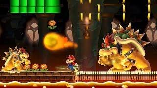 Super Mario Maker - Normal 100 Mario Challenge