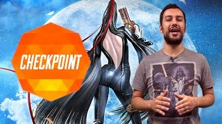 Checkpoint (28/10/14) - DBZ Xenoverse, BF5 em 2016? e Playboy de Bayonetta