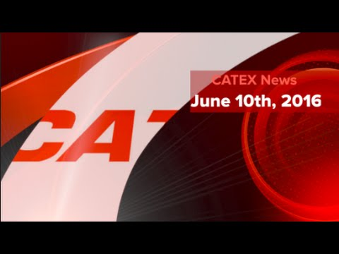 CATEX News for June 10th, 2016: Greco outlines Zurich revival plan: job cuts expected; and more...