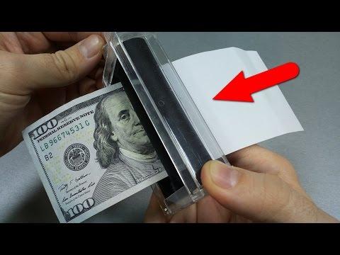 Машинка для печатания денег!