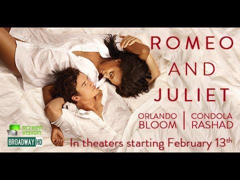 Romeo and Juliet  BroadwayHD Promo Clip (Orlando Bloom)