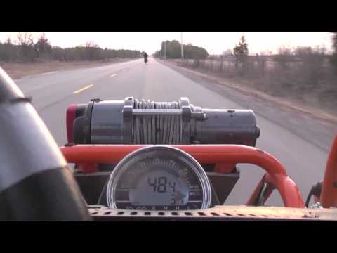 HammerHead 250ss Top Speed (Modded)