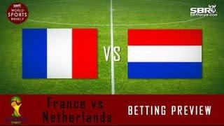 Friendly 97  france   v   netherlands
