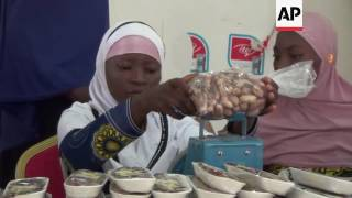 Ramadan fair caters for fasting Muslims