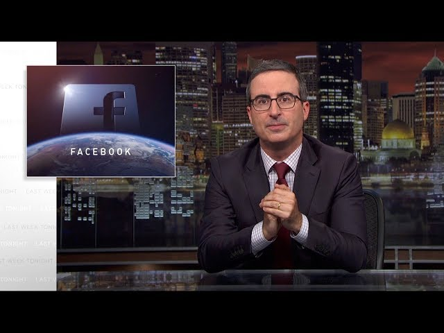 Facebook Last Week Tonight with John Oliver HBO