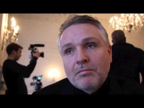 PETER FURY TALKS TYSON FURY, WLADIMIR KLITSCHKO, STIVERNE v WILDER & ANDY LEE - WITH KUGAN CASSIUS