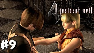 Resident Evil 4 HD | 09 | Reunited and it Feels TERRIBLE!