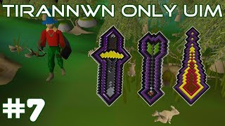 7000+ Rabbits Lead To This - Tirannwn Only Ultimate Ironman #7