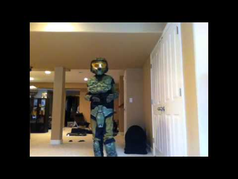 Happy Halo-ween-2012-Master Chief Deluxe Costume(281190)