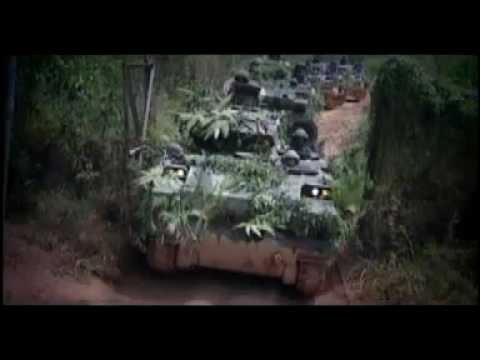 Army Strong Commercial - Malaysian Army