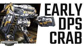 Shoot early - win games! The Dakka King Crab - Solaris 7 - Mechwarrior Online The Daily Dose #498