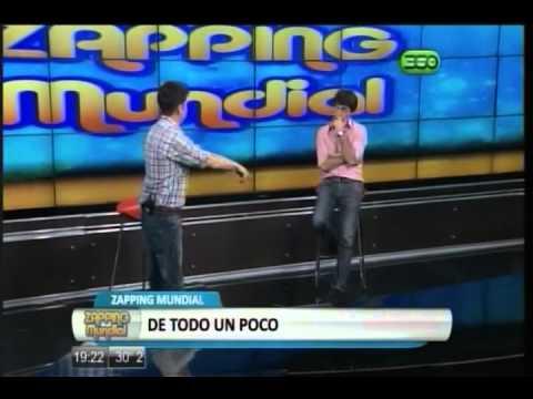 360 TV - Zapping Mundial - 23-10-2014