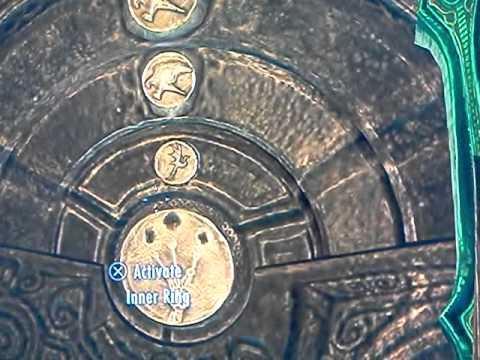 Skyrim: Golden Dragon Claw Key Door code for PS3