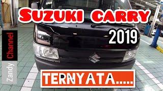 Review suzuki carry pick up terbaru 2019