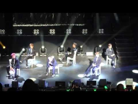 (hd Fancam) Bap rain Sound Live On Earth San Francisco Concert video