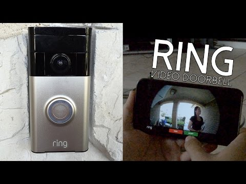 Ring Video Doorbell Review   Bringing Safety & Security To Your Home