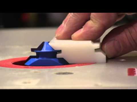 Rockler Router Bit Setup Jigs Review by NewWoodworker