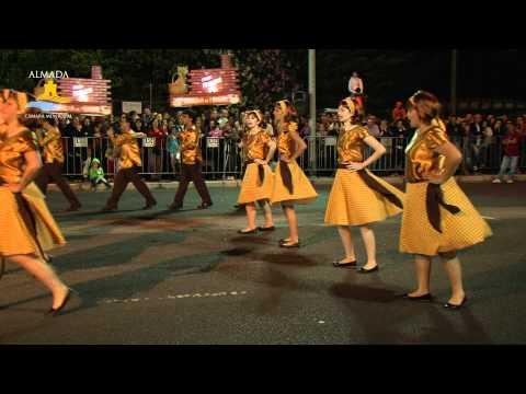 6� lugar - Marchas de Almada 2012: Marcha do Pragal