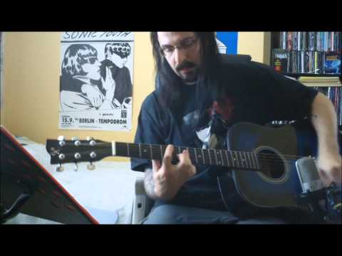 Nirvana - FULL MTV Unplugged on Guitar - HD