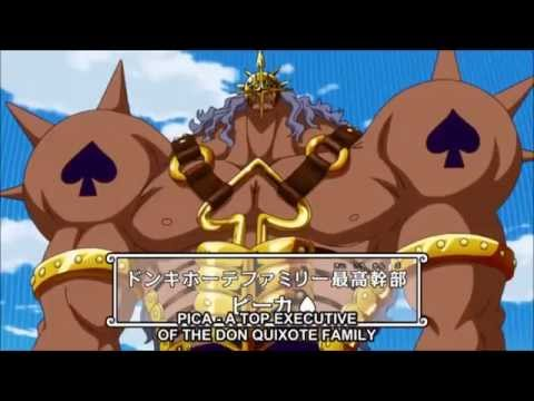 One Piece: Pica's Voice video