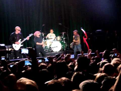 a concert for Ronnie Montrose ' Rock Candy ' @ the regency ballroom san francisco 4 / 27 / 2012