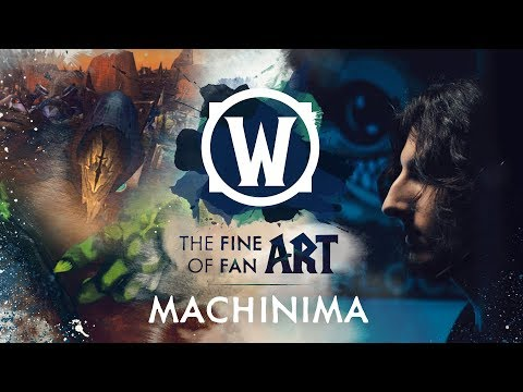 The Fine Art of Fan Art: Episode 3 – Machinima Maker (English subtitles)