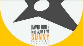 David Jones feat. Aqua Diva - Sunny (Club Mix) HD